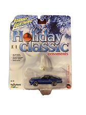 JOHNNY LIGHTNING -Holiday Classic 1980 CHEVY MONZA SPYDER - 1/64