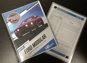 Ford Modular 4.6L, 5.4L Textbook Using HP Tuners VCM Suite