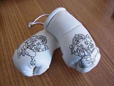 THAILANDIA ELEFANTE BUDDHA Mini guantoni da boxe per SPECCHIETTO RETROVISORE
