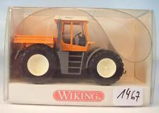 Wiking 1/87 Nr. 380 02 29 Fendt Xylon mit Ladepritsche Traktor Trecker OVP #1467