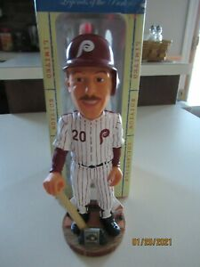 """MIKE SCHMIDT BOBBLEHEAD"" (COOPERSTOWN FOREVER COLLECTION)  #5799 OF 10,000"