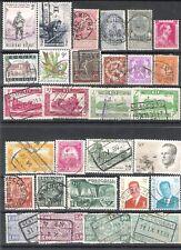 Belgien Briefmarken.