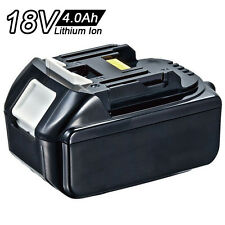 4.0Ah 18V Battery For Makita BL1840 BL1830 LXT Lithium Ion Cordless UK Stock New