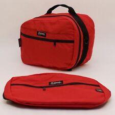 KJD LIFETIME inner saddlebag liners for BMW R1200RT, K1300GT, etc. (Red)