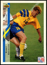 Kennet Anderson #79 World Cup Contenders Eng/Ger 1994 Football Card (C647)