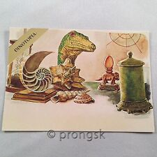 DINOTOPIA #27 Malik-The Timekeeper Trading Card James Gurney Collect-A-Card NM/M