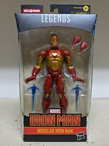 Marvel Legends Modular Iron Man BAF Ursa Major Wave NIB IN HAND Ready to Ship