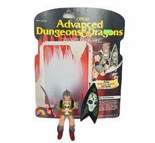 Advanced Dungeons Dragons figure LJN toys vtg Drex evil warrior complete card