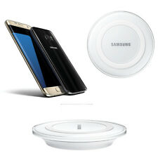 【HOT SALE】Qi Wireless Charging Charger Pad For Samsung Galaxy S7 / S7 Edge White