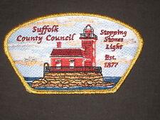 Suffolk County Council Stepping Stones Light, light house sa43 CSP