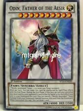 Yu-gi-oh - 1x Odin, Father of the Aesir-sp14-starfoil-star pack 2014