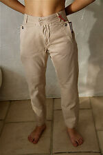 trousers pantalon safari trek M&F GIRBAUD scoutool T 44 (34) NEUF ÉTIQUETTE