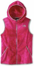 The North Face Oso Vest Hoodie Girls Passion Pink 2XS XXS 5 New with Tags $80