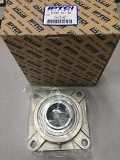 "New In Box Iptci 4-Bolt Flanged Bearing 2-3/16"" Bore Sucsf 211 35"