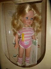 "Vintage 1980s TOMY Hang Ten KIMBERLY Roller Skate 17"" Doll BOXED MINT"