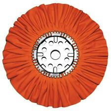 "14"" buffing wheel orange buff polishing wheel polish machine renegade universal"