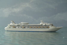 Royal Caribbean Cruise Ship GRANDEUR OF THE SEAS by CM 1:1250 Waterline Model