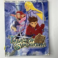 Tales Of Symphonia Bradygames Official Strategy Game Guide