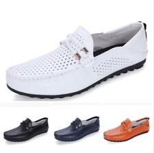 Loafer Tail Pull On Driving Pump Comfort Hollow Outdoor Breathable Fashion Trail