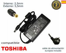Adaptadores y cargadores para ordenadores portátiles Para Toshiba Satellite Toshiba
