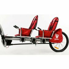 Weehoo, iGo Two, Seat trailer for bicycles