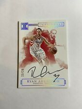 2016 Panini Impeccable Indelible Ink Holo Silver Auto /25 Ryan Anderson