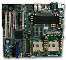 NEW Intel Server Motherboard SE7525RP2 SE7320EP2 Dual Socket  mPGA604 DDR2 EATX