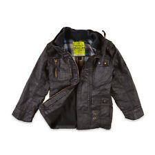 Next Junge Kinder Jacke Jacket Bikerjacke Gr.104 Schwarz, 40585