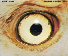 RED HOT CHILI PEPPERS Scar Tissue CD Single Warner Bros. 1999
