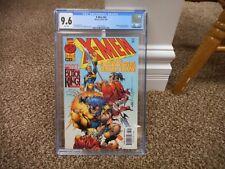 X-Men 63 cgc 9.6 Marvel 1997 Wolverine cover Shang-Chi Black King NM MINT movie