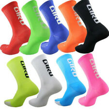 Cycling Socks Mens Womens Road Mountain Bike One Size Sports Socks Multi Color