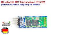 Bluetooth RF Transceiver Modul HC-06 RS232 für Wireless Serial Arduino Multiwii