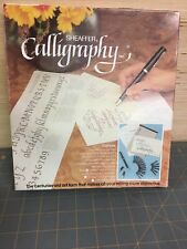 New ListingSheaffer Calligraphy Kit #72260 - New In Unsealed Box.