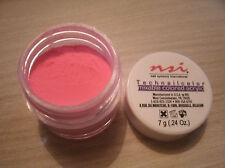 NSI Technailcolor Tie Dye Pink Acrylic Powder 7g