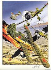 Ex Libris - Les Tigres volants - Molinari - 1999