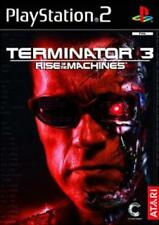Terminator 3: Rise of the Machines (PS2) VideoGames