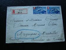 SUISSE - enveloppe 1939 (cy67) switzerland