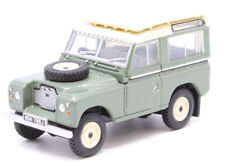 OXFORD Land Rover Series 2 1/76 Die-cast Car Light Green (76LR2AS003)