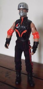 """ACTION MAN  12"""" Action Figure Hasbro 2000 Retro Collectible Posable Plastic Toy."""