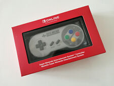 SNES Super Nintendo Entertainment System Controller für Switch - NEU