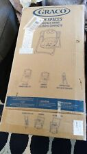 Graco Slim Spaces Compact Baby Swing (barely used) with box