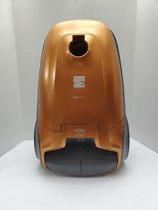 Kenmore Series 200 Bagged Canister Vacuum Cleaner Copper Orange Main Unit Only