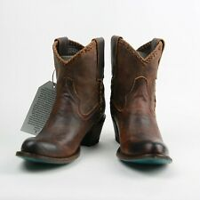 Lane Boots Plain Jane Shortie Women's Western Cowgirl Booties Size 6