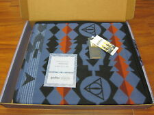 Pendleton Harry Potter RAVENCLAW Blanket 64x80 Limited Edition Made in USA!!