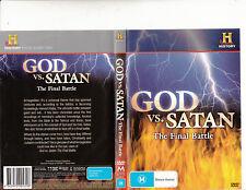 God VS Satan-The Final Battle-2009-History Channel-Religion Christian-DVD