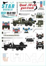 Star Decals 1/35 Vietnam Gun Trucks Part 4: M54 5-ton Truck 35C1197
