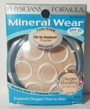 Physicians Formula Mineral Wear Oh So Radiant Face Powder Creamy Natural 6213