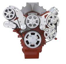 Chevy LS High Mount Serpentine System with STANDARD Rotation LS1 LS2 LS3 LS4 LS6