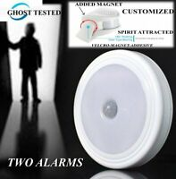Ghost Hunting Paranormal Equipment Guaranteed* Detection Motion Alarm Two Alarms