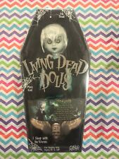 LIVING DEAD DOLLS SERIES 21 ABSYNTH NEAR MINT SEALED FREE SHIPPING